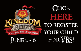 Register for VBS!